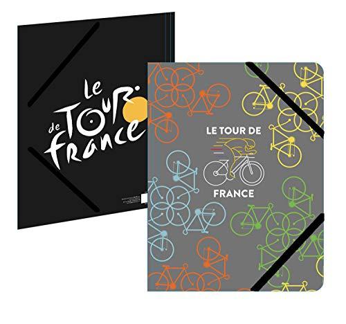 Le Tour de France Chemise cartonnée Collection Officielle Cyclisme
