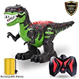 TEMI Remote Control Dinosaur for Kids Boys Girls, Electronic RC...