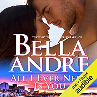 Page de couverture de All I Ever Need Is You