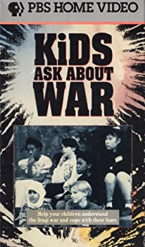 Kids Ask About War  PBS Home Video  [VHS]
