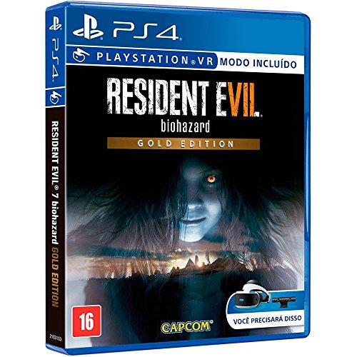 Resident Evil 7 Biohazard Gold Edition C/ Vr Mode - Ps4