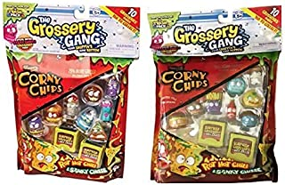 Trash Pack Grossery Gang 20 Gross Figures total (2 Ea 10 pack)