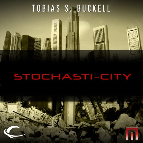 Stochasti-City cover art