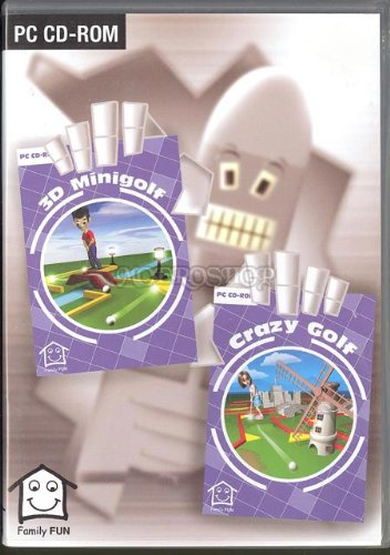 3D minigolf and Crazy golf - PC - UK