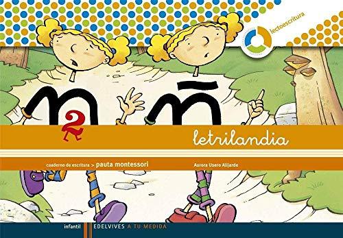 Letrilandia 2 Pauta Montessori