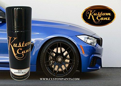 Kustom Canz BMW Estoril Blue - AEROSOL CAN Paint Code 335