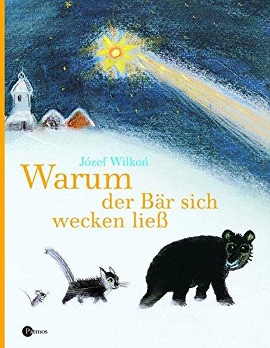 Warum der Bär sich wecken ließ: Eine Weihnachtsgeschichte