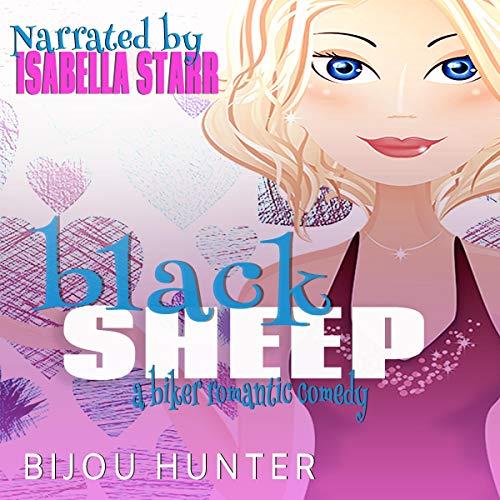 Black Sheep: A Biker Romantic Comedy  audiobook cover art