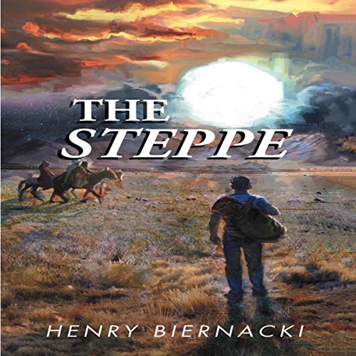 The Steppe audiobook cover art