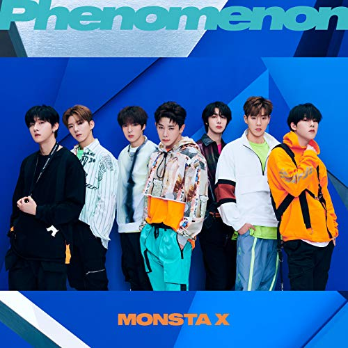 [Album]Phenomenon – MONSTA X[FLAC + MP3]