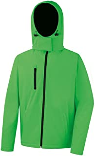 Result Core Mens TX Performance Hooded Soft shell Jacket