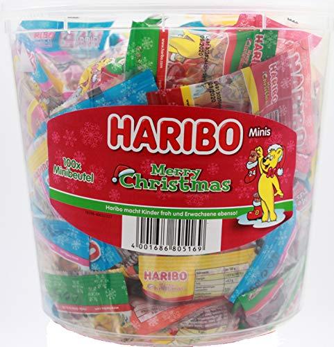 Haribo Minibeutel Christmas Dose