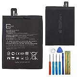 E-yiiviil Batería de repuesto BM4E compatible con Xiaomi Pocophone F1 con herramientas.