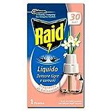 Raid Liquido Ricarica Antizanzare, Gelsomino, 21ml
