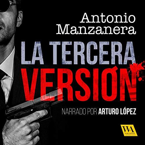 Diseño de la portada del título La tercera versión