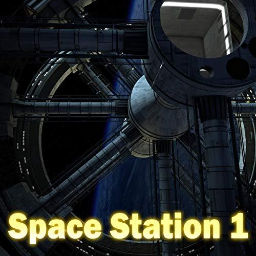 Space Station 1 Audiobook By Frank Belknap Long cover art