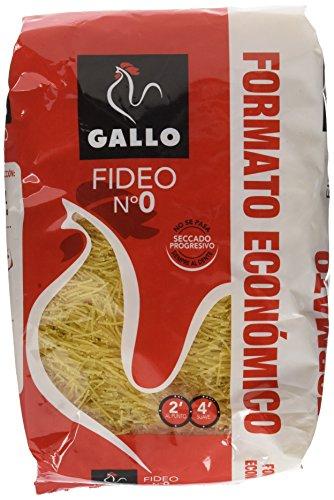 Gallo Fideo No.0, 900g