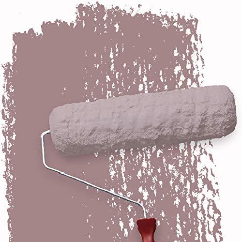 WALLCOVER Colors Wandfarbe Rot Bordeaux für Innen 2,5 L Innenfarbe Piccadilly 5C Matt | Profi Innenwandfarbe in Premium Qualität | weitere Größen und Farbtöne erhältlich