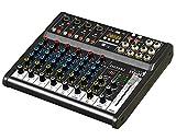 IS 2MIX8XU mixer compatto ad 8 canali con registratore usb e preamp a basso rumore...