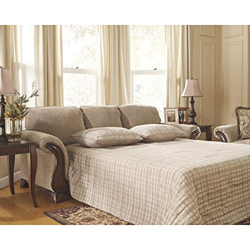 Signature Design by Ashley - Lanett Queen Sleeper Sofa review