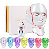 Led Face Mask 7 Color Facial...