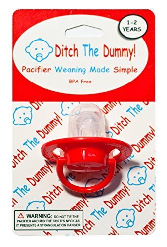 Ditch The Dummy One Step Pacifier Weaning System