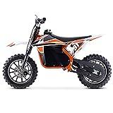 Moto Eléctrica Niños Naranja BIPOWER 500W Speed Lion