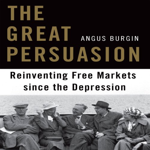 The Great Persuasion audiobook cover art