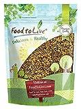 Mezcla antioxidante de semillas germinadas, 8 Onzas - brócoli, trébol, alfalfa, kosher, crudo, vegano
