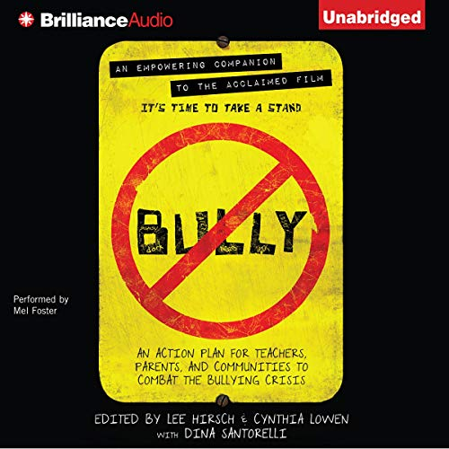 Bully audiobook cover art