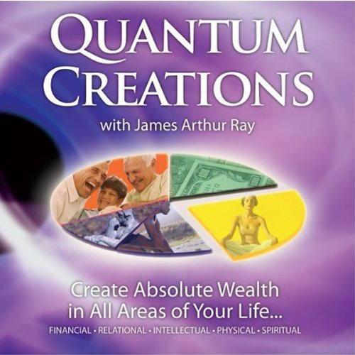 Quantum Creations audiobook cover art