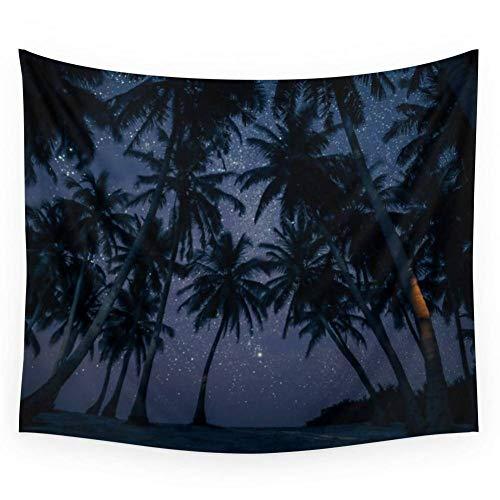ZWBBO wandtapijt Water Lelie op doek Fine Art Vintage Wandtapijt voor bruiloftsfeest Handdoek Yoga Picknick Handdoek (130X150cm)