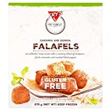 Fry's Family Foods Falafels de garbanzos y quinua 270g | Vegano | CONGELADO (Pack de 4)