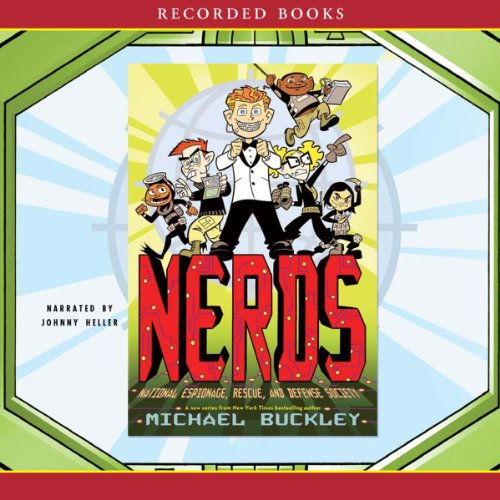 NERDS cover art