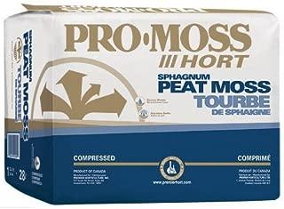 Premier Horticulture (0110P) Pro Moss Horticulture Retail Peat Moss, 2-1/5 Cubic Feet