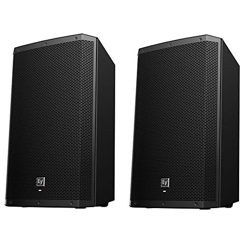 "Electro-Voice ZLX-15BT 15"" 2-Way 1000W Bluetooth-Enabled Powered Loudspeaker (Pair)"