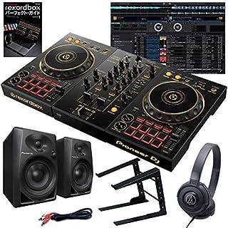 Pioneer DJ DDJ-400-N パフォーマンスDJコントローラー 初心者向け音質重視の6点セット
