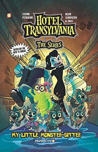 Hotel Transylvania Graphic Novel Vol. 2: My Little Monster-Sitter (Hotel Translyvania, 2)
