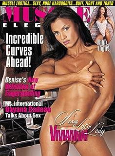 Denise Masino's Muscle Elegance Magazine Issue #17