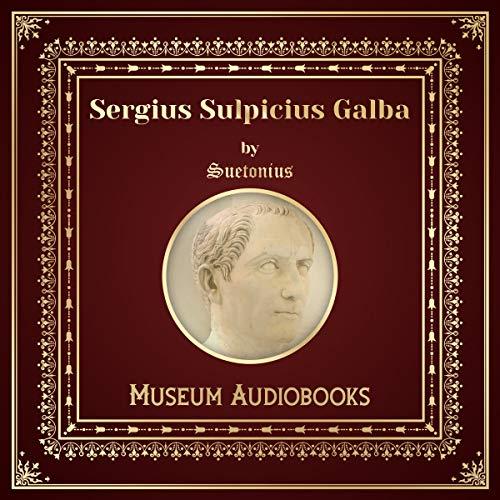Sergius Sulpicius Galba audiobook cover art