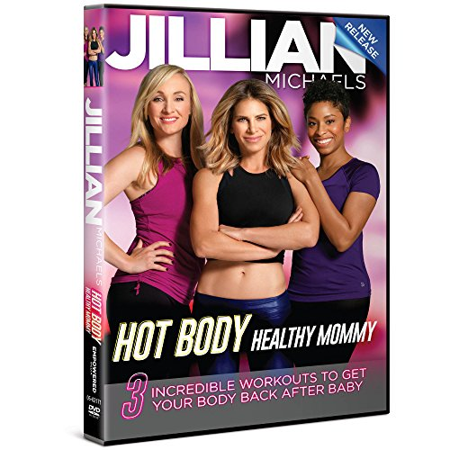 Jillian Michaels - Hot Body Healthy Mommy [Edizione: Stati Uniti] [Italia] [DVD]