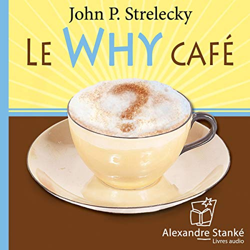 Le Why café audiobook cover art