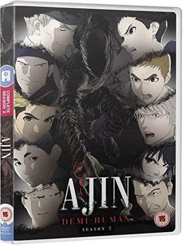Ajin Season 2...