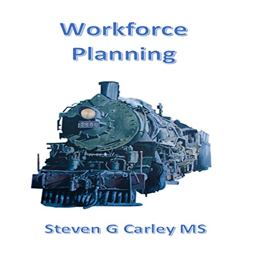 Workforce Planning audiobook cover art