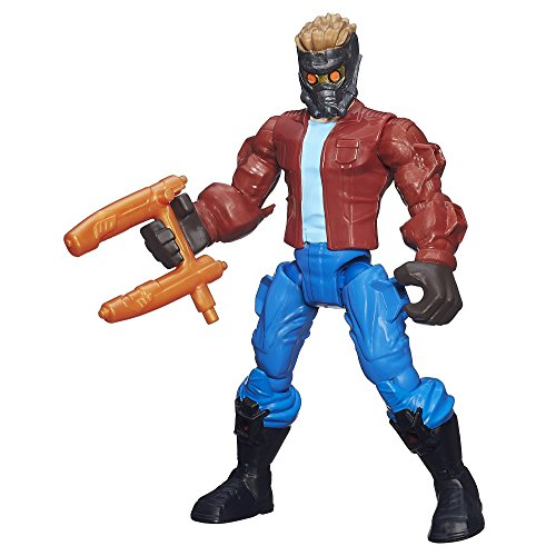 Marvel Hero Mashers Peter Quill (Star Lord) Action Figure
