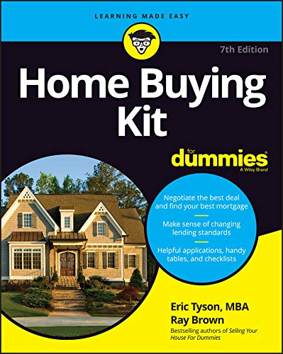 Real Estate Investing Books! - Home Buying Kit For Dummies