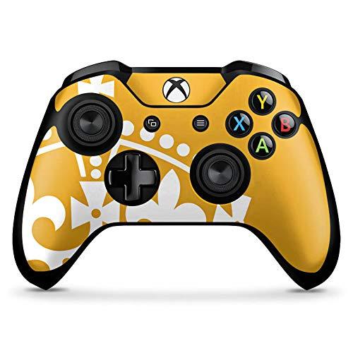 DeinDesign Skin kompatibel mit Microsoft Xbox One X Controller Aufkleber Folie Sticker Keep Calm Tanzen Dance
