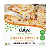 Daiya Cheeze Lover's Pizza, 15.7 Ounce (pack Of 08)