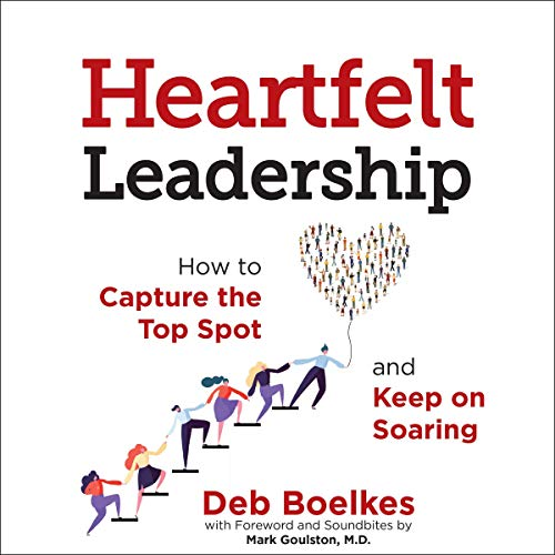 Heartfelt Leadership cover art