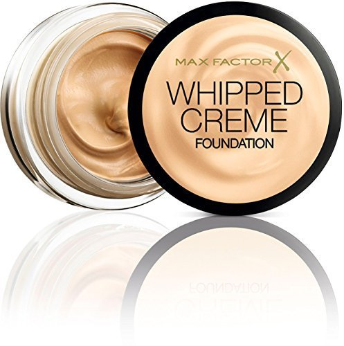 Max Factor Whipped Creme Foundation - 77 Soft Honey (18ml) by Max Factor